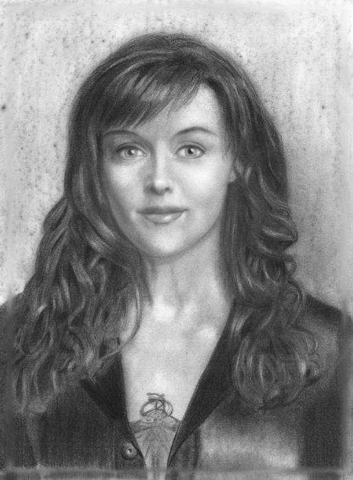 Amanda Tapping by E.E.N.